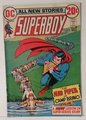 SUPERBOY # 190 - DC COMICS - SEPTEMBER 1972