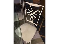 DINING CHAIRS (ROCHE BOBOIS)