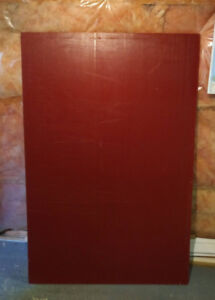 "Industrial Cutting Board - 40"" x 60"" x approx. 1"" thick"