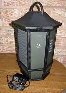 Acoustic Research Outdoor Wireless Speaker Model AW826 - REDUCED