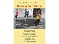 Dance & Burn Fitness (if you like Zumba you will love this class)