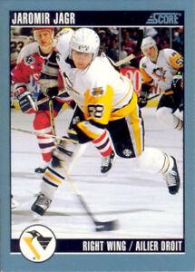 Cartes de Hockey SCORE 92-93