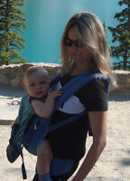 Ergo Baby carrier and insert