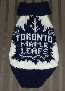 Linda's Pet Sweaters Hand Knitted Easy Care Four Styles Windsor Region Ontario image 6