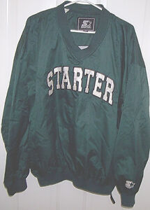 Starter Pullover Rain and Wind Jacket XL