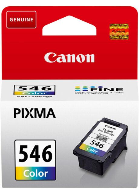 Canon CL546, CL-546 orginal OEM PIXMA Farbe Inkjet Patronen