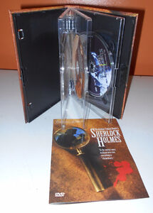Sherlock Holmes 5-disc DVD Special Edition Collector's Set