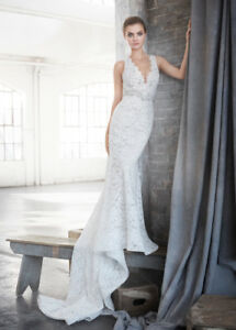 Brand New Lazaro Wedding Dress