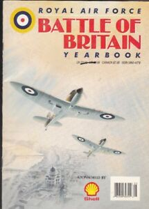 "Vintage 1990 ""Battle of Britain Anniversary Yearbook"""