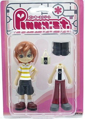 Pinky:st Street Series 4 PK011 Pop Vinyl Toy Figure Doll Cute Girl Anime Japan