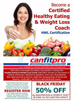 BECOME A CERTIFIED HEALTHY EATING & WEIGHT LOSS COACH