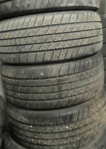 4 TIRES - 195/55/15 - 70-90% Motomaster SE2 ALL SEASON
