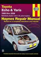 Looking to buy Toyota echo repair manual