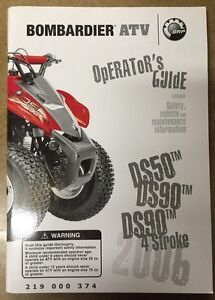 DS OWNERS MANUAL 50/90