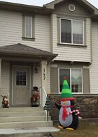 *Reduced* Lovely two-story in quiet Airdrie: Avail Dec 1st!