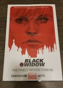 Black Widow Graphic Novels