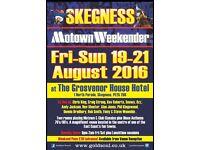 Skegness Motown Weekender