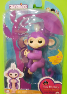 Fingerlings - 4 color options available
