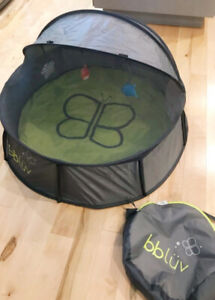 BB Luv pop up baby tent