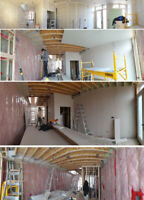 Licensed General Contractor_Renovation_Drywall.647-547-3876