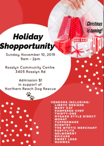Holiday Shopportunity