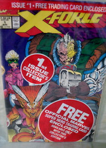 X-FORCE Issue # 1 Never opened