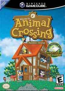 Looking for animal crossing for the GameCube