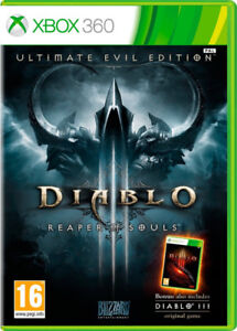 Wanted: Diablo 3 for Xbox 360