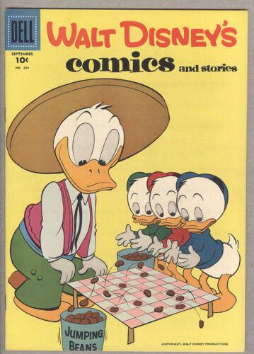 Walt Disney's Comics and Stories #204, Carl Barks!