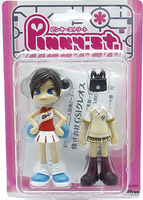Pinky:st Street Series 2 PK005 Pop Vinyl Toy Figure Doll Cute Girl Anime Japan