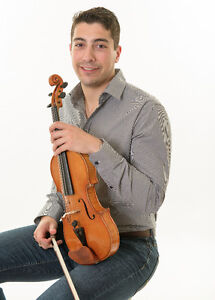 Violinist for lessons, weddings, parties and private functions St. John's Newfoundland image 6
