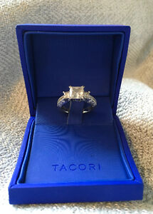 Stunning Custom TACORI Engagement ring! SHE WILL LOVE IT!!!