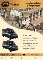 Shuttle Service for your Wedding