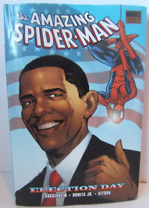 Spiderman Hard Cover Graphic Novel