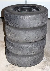 Great Deal on Goodyear Nordic Snow Tires - In Great Shape!!
