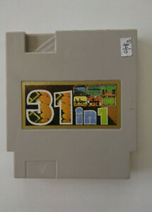 31 in 1 Nintendo Entertainment System game