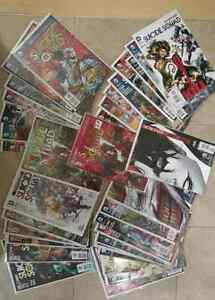 Harley Quinn - Suicide Squad New 52 (2011)  - Lot complete run