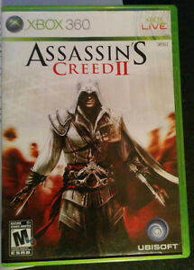 Jeu Assassin's Creed II XBox 360 West Island Greater Montréal image 1
