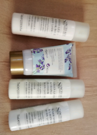 Body lotion and hand cream