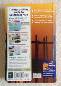 Lonely Planet - Southeast Asia on a Shoestring Kingston Kingston Area image 3