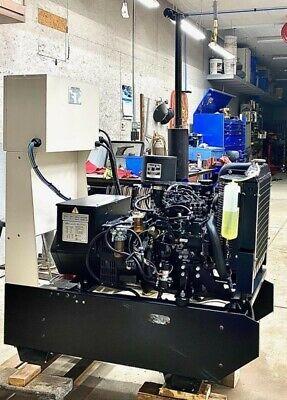 3 Phase 480volt 3 Cylinder Mitsubishi 10000w Diesel Diesel Standby Generator