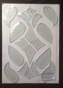 Beveled Glass cluster   Stained glass (LEM-04 ML-GC)