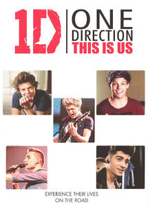 One Direction - This Is Us (DVD)