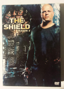 Complete Set of The Shield on DVD