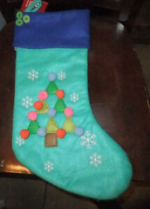 New with Tags Assorted Christmas Stockings West Island Greater Montréal image 1