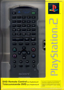 Playstation 2 DVD remote control