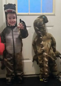Awesome Dinosaur Halloween Costumes