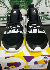 New Size 9.5 - Adidas X Undefeated Ultra Boost UNDFTD - B22480