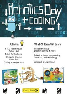 Free Coding and Robotics Day