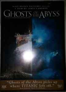 Ghosts Of The Abyss DVD New